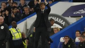 Антонио Конте избран за треньор на годината в Англия