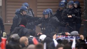 Скандал: Полиция нахлу в официте на ПСЖ и домовете на Ди Мария и Пасторе