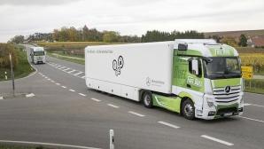 Екологична революция в тежкотоварната автомобилна техника