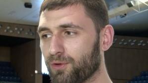 Цветан Соколов: Можем да бием всеки, ако играем като отбор (видео)