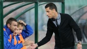 Босът на Верея се радва за Томаш, отрече да има по 4 забавени заплати