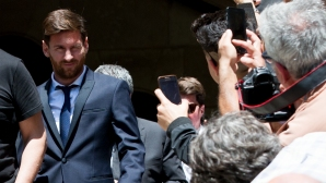 Върховният съд потвърди присъдата на Меси от 21 месеца