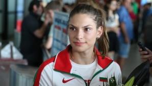 Габриела Петрова в отлична форма
