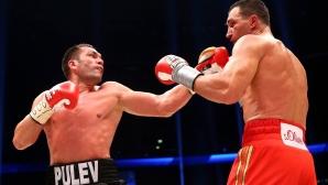 Сензационно! Кобрата може да срещне Кличко в битка за световната титла