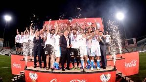 С 10 на терена Аполон измъкна купата срещу АПОЕЛ на Живко Миланов