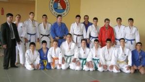 Отбелязват 40 години джудо в Сливен с държавно първенство