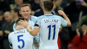 Саутгейт не прати повиквателна на Рууни за мачовете с Шотландия и Франция