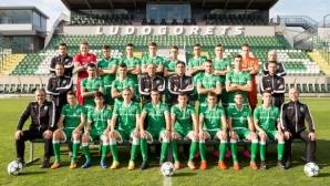 Млад голмайстор на Лудогорец: Готвим се в най-добрите условия на Балканите и мечтаем за големия футбол