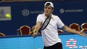 Лазаров се класира за четвъртфиналите на турнир в Чехия
