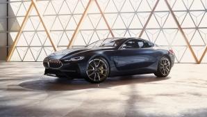 Концептуалната Серия 8 на BMW: Завръщане в нова ера