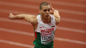 Георги Цонов се окичи със златото на троен скок в Дубай