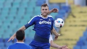 Кой ще изпадне: Монтана - Локомотив (ГО) 1:0, куриозен гол!