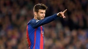 Трио от защитата се завръща на терена за Барселона