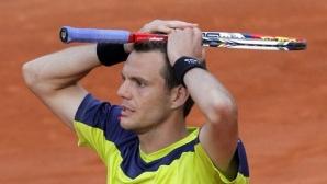 Матийо бесен на Френската тенис федерация