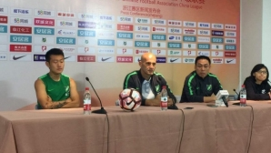 Здравко Здравков стана старши треньор в Китай