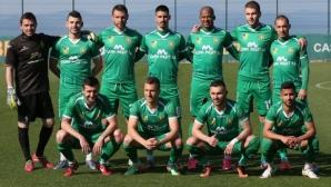 Четата на Кокала спря Септември за Първа лига
