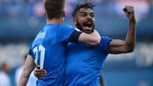 Динамо Загреб се подигра с шампиона