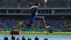 18,05 метра не стигнаха за победа в тройния скок