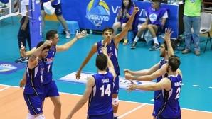Италия би Аржентина на приятелски турнир (видео + снимки)