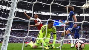 Куртоа: Първият гол на Арсенал не трябваше да бъде зачетен
