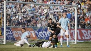 Битката за четвъртото място: Локомотив (Пд) - Дунав 0:1