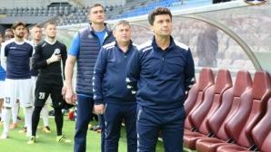 Цецо Генков с първи гол в Казахстан