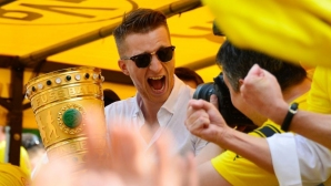 Ройс ще пропусне само 6-8 седмици, твърди Bild