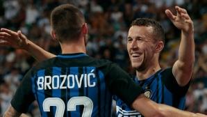 Интер приключи сезона с разгромна победа (видео)
