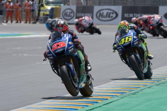 Винялес с още рекорди, Маркес изравнява най-слабия си период в MotoGP