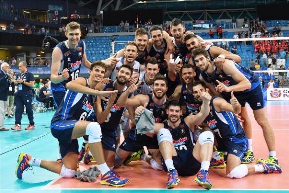 Отлично начало за Италия в Световната лига (видео/пълен запис)