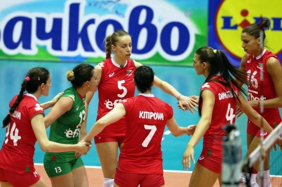 България не издържа срещу Турция в София (видео + галерия)