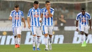Пескара изпусна победата срещу десет от Фиорентина (видео)