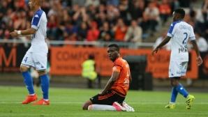Троа влезе в Лига 1 за сметка на Лориен
