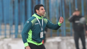 Георги Иванов: Пречупиха ни с два гола от статични положения