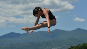 България с шест медала на Балканските игри по скокове във водa