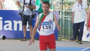 Антоан Божилов с два златни медала и покрити нормативи за СП в Лондон