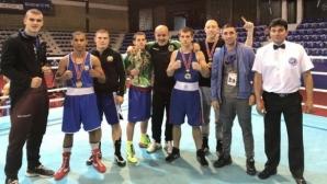 "Голям успех за България на международния боксов турнир ""Лах Нимани"" 2017"