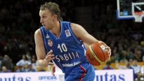Бивш национал на Сърбия се отказа