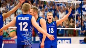Финландия без проблеми на Мондиал 2018