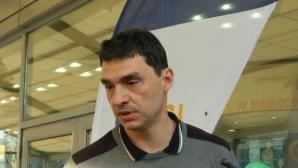 Владимир Николов е новият треньор на мъжкия Левски