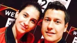 Коджабашев и Замфирова влязоха в основната схема на смесени двойки на Световното по тенис на маса