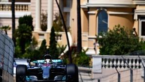 Хамилтън: Колата беше много необичайна в Монако