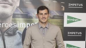Касийяс: Стискам палци за Реал Мадрид, но Буфон заслужава трофея
