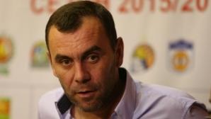 Тодор Стойков: Още не знаем в кой турнир ще играем в Европа