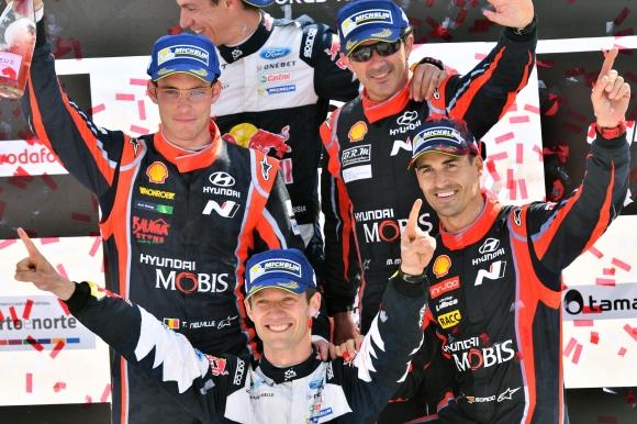 Кои са фаворитите за титлата във WRC