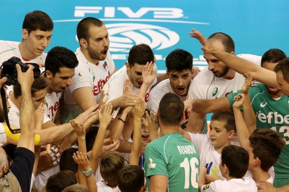 България удари световните шампиони във Варна (видео + галерия)