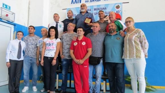 Националът Иво Иванов гост на турнира на Слава'83