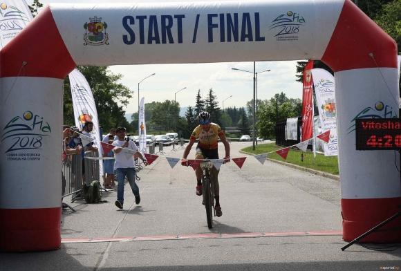 Грък спечели колоездачната обиколка на Витоша, при жените Анелия Карагьозян защити титлата