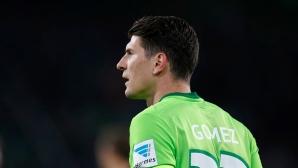 Марио Гомес остава във Волфсбург
