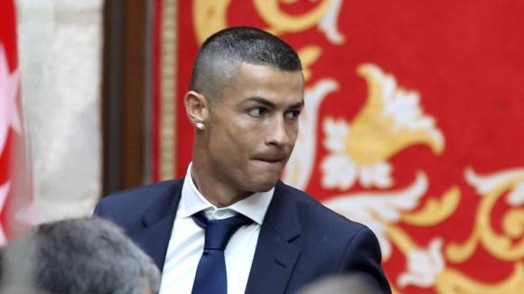 Прокуратурата обвини Кристиано в укриване на 14,7 млн. евро